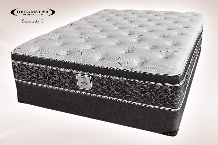 Serenity 1 Sleep Guide Mattress