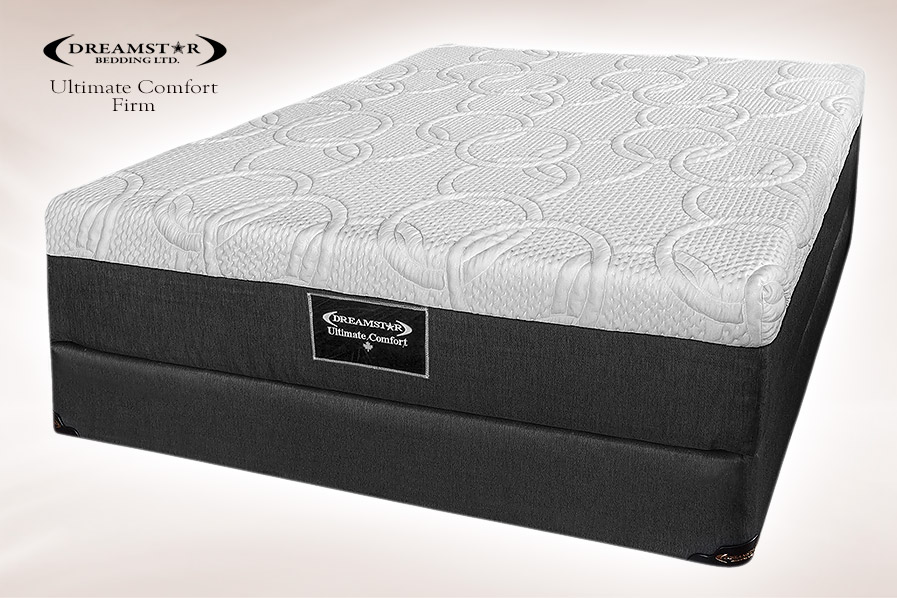 Ultimate Comfort Gel Firm Sleep Guide Mattress