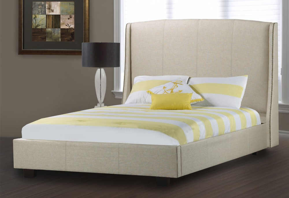R134 canadian made rosemount unique headboard mattress for Different headboards for beds