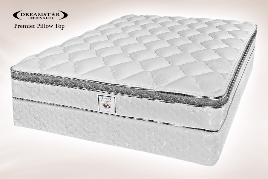 profile jumbo lastman bad queen king true plush boy inch mattress koil farah euro s top